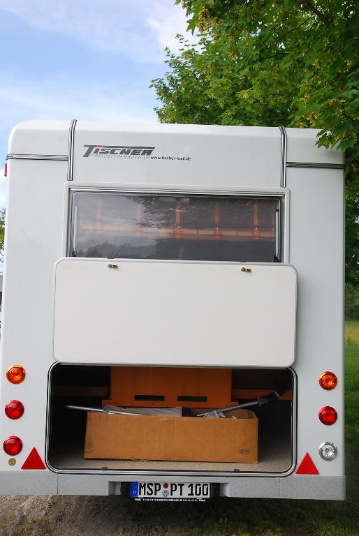 Wohnmobile: Tischer Trail-Liner: Ein feiner Zug