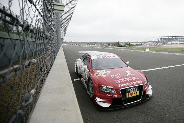 Zandvoort - Jarvis erringt Jahreswagen-Pole: Audi-Pole trotz Abt-Pleite