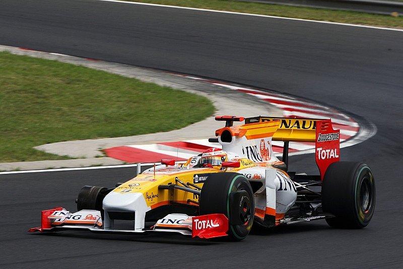 2. Freies Training : Alonso kollidiert mit Heidfeld