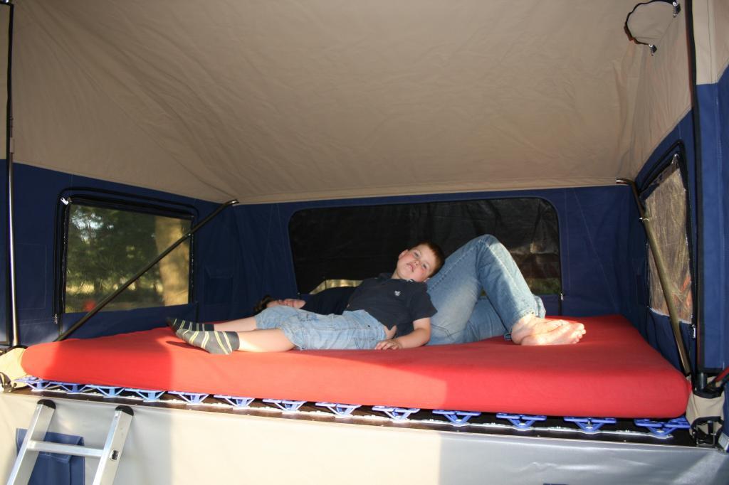 3Dog Camping Offroader: Mit dem Zeltanhänger ins Gelände - Bild(5)