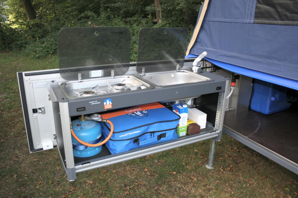 3Dog Camping Offroader: Mit dem Zeltanhänger ins Gelände - Bild(6)