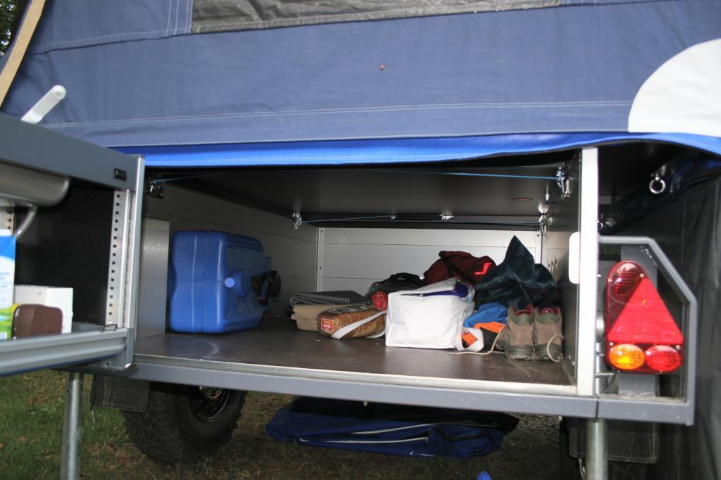 3Dog Camping Offroader: Mit dem Zeltanhänger ins Gelände - Bild(7)