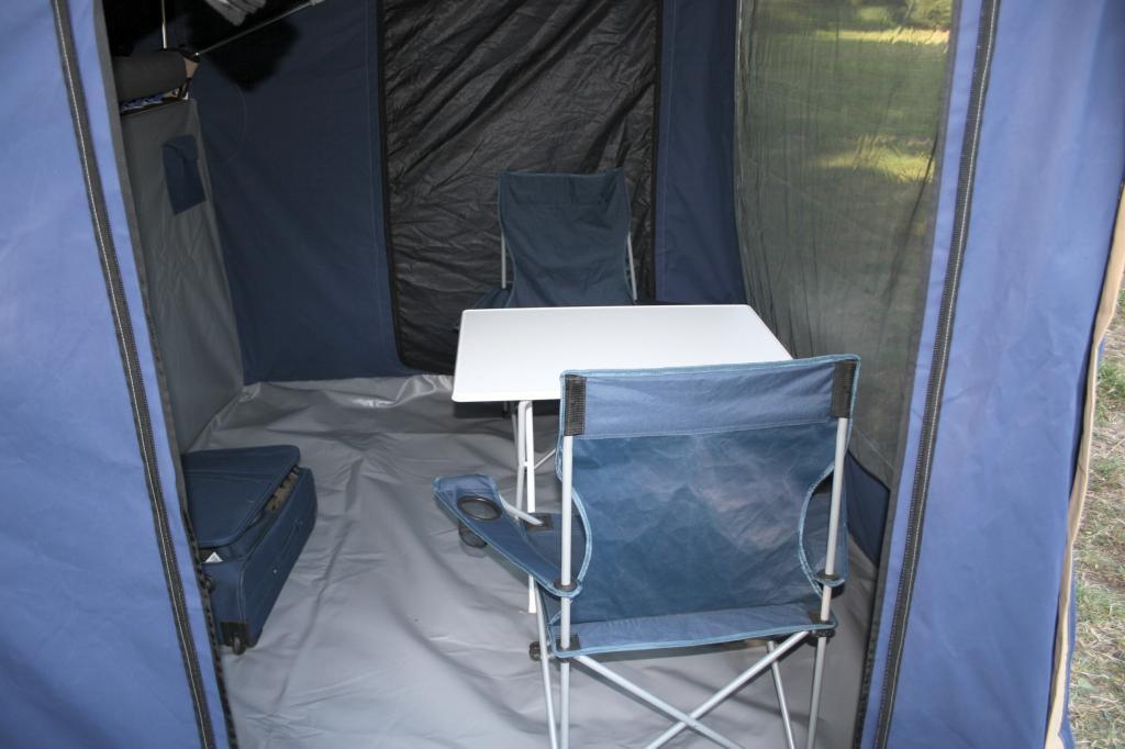 3Dog Camping Offroader: Mit dem Zeltanhänger ins Gelände - Bild(8)