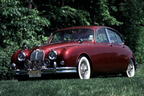 50 Jahre Jaguar Mk II: Beginn einer neuen Ära