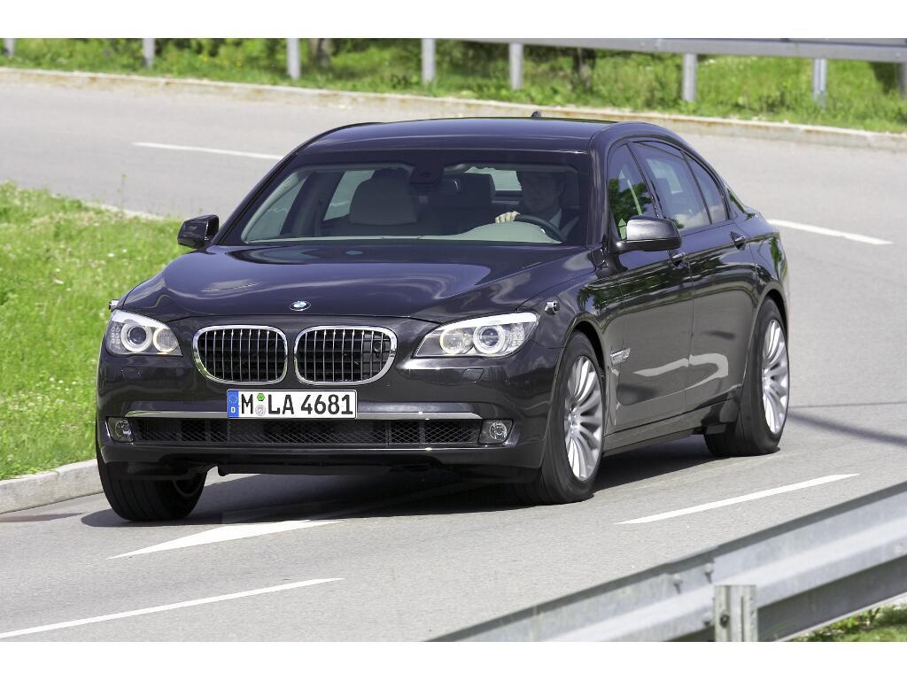 7er Reihe: 7er BMW als Panzer-Limousine