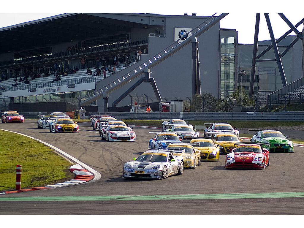 ADAC 1000km-Rennen am Nürburgring - und alle waren sie gekommen