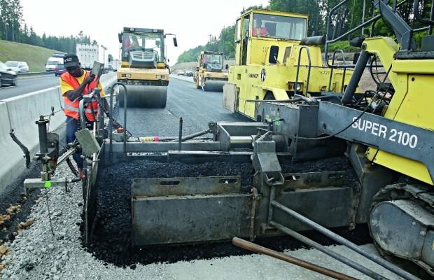 ADAC fordert schnellere Autobahnbaustellen