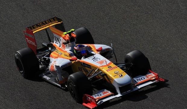 Alonso baut auf das Wetter: Nicht gut genug