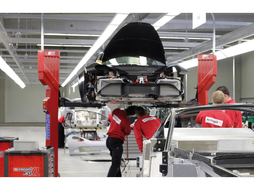 Artega GT: Porsche-Herausforderer aus der Provinz