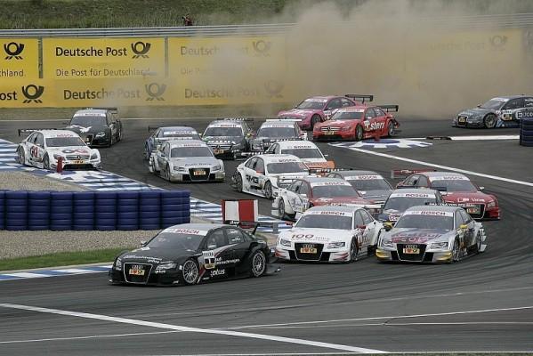 Audi hat noch eine Rechnung offen: Unvergessener Reifenpoker