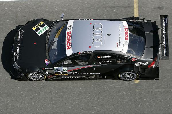 Audi nutzt Gewichtsvorteil: Zwölf Ringe auf dem Podium