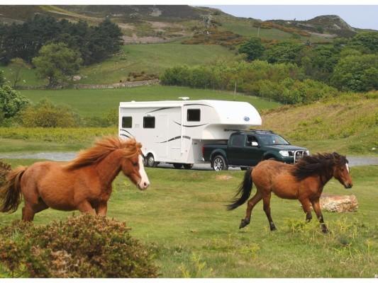 Aus Wales: Neue Wohnauflieger von Fifth Wheel