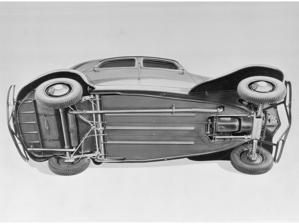 Automarken A - Z: Citroën Traction Avant: Das Gangster-Mobil