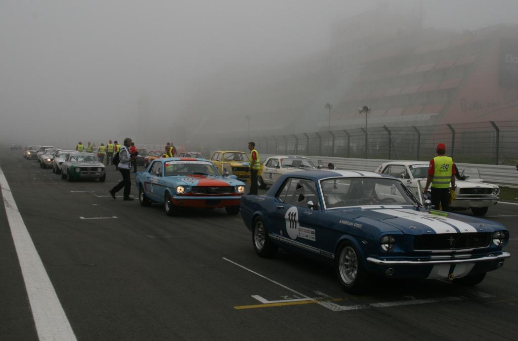 Avd-Oldtimer-Grand-Prix: Nebel und Sonnenschein auf dem Nürburgring - Bild(2)
