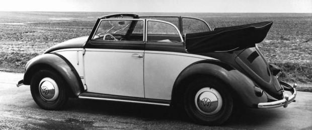 Azubis restaurieren Hebmüller Cabriolet