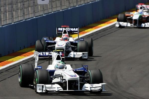 BMW mit Punkt belohnt: Nur Kubica in den Punkten