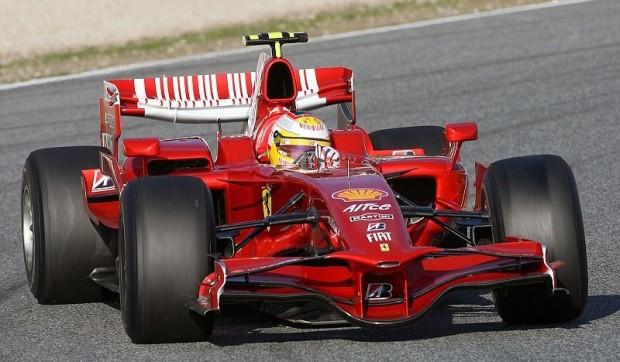 Badoer fährt für Ferrari: Das kleine Comeback