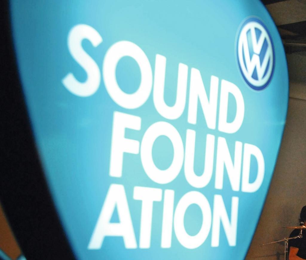 Bands der Volkswagen Sound Foundation profitieren vom ''Pate-Pate-Prinzip''