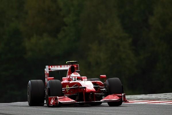 Belgien GP: Räikkönen gewinnt in Spa