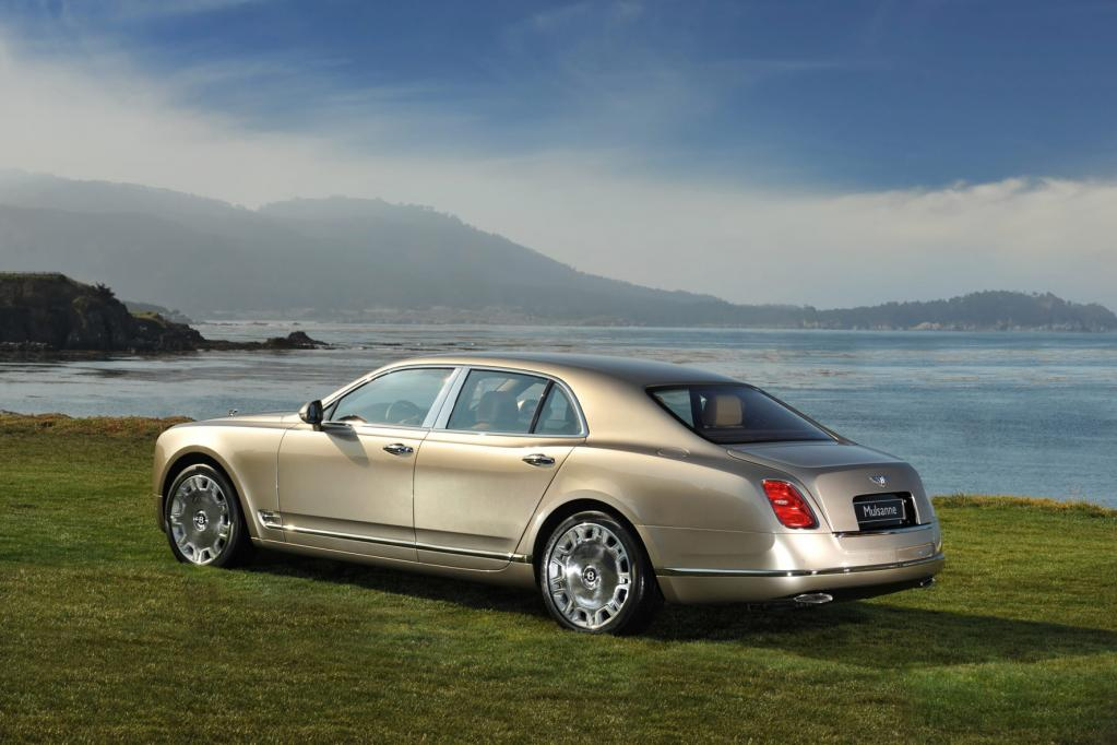 Bentley präsentiert neues Flaggschiff  - Bild(2)