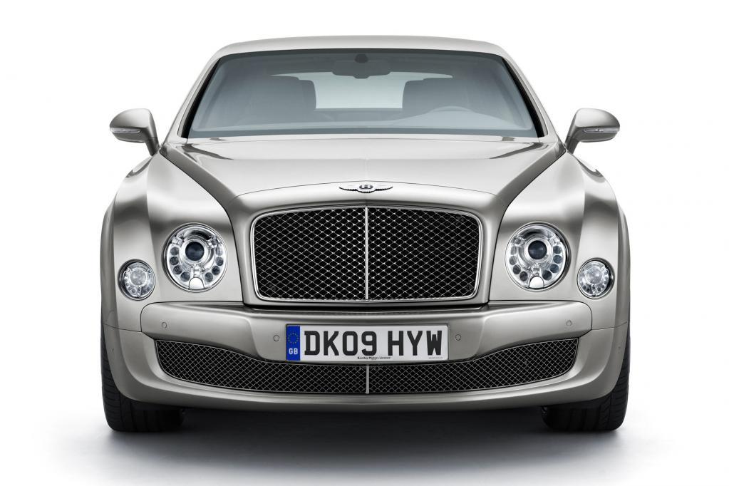 Bentley präsentiert neues Flaggschiff  - Bild(3)