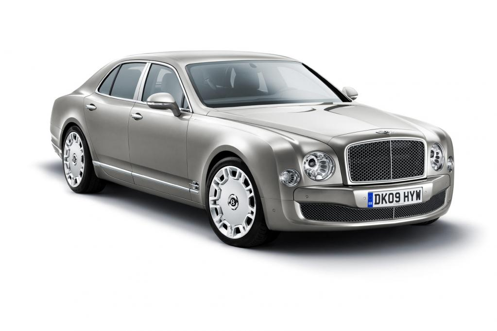 Bentley präsentiert neues Flaggschiff  - Bild(4)