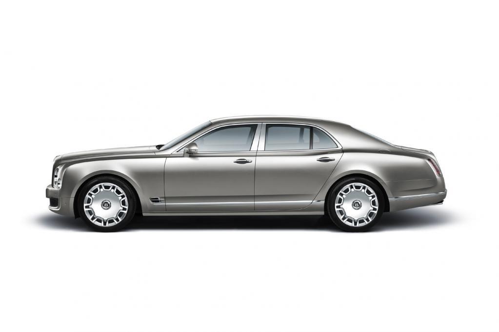Bentley präsentiert neues Flaggschiff  - Bild(5)