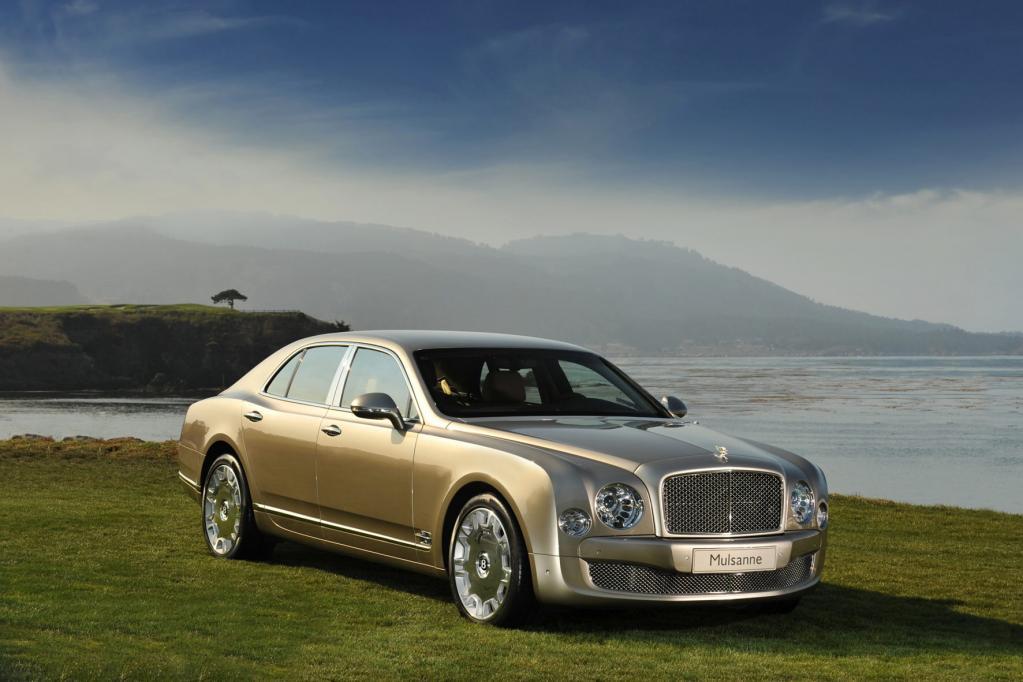 Bentley präsentiert neues Flaggschiff  - Bild
