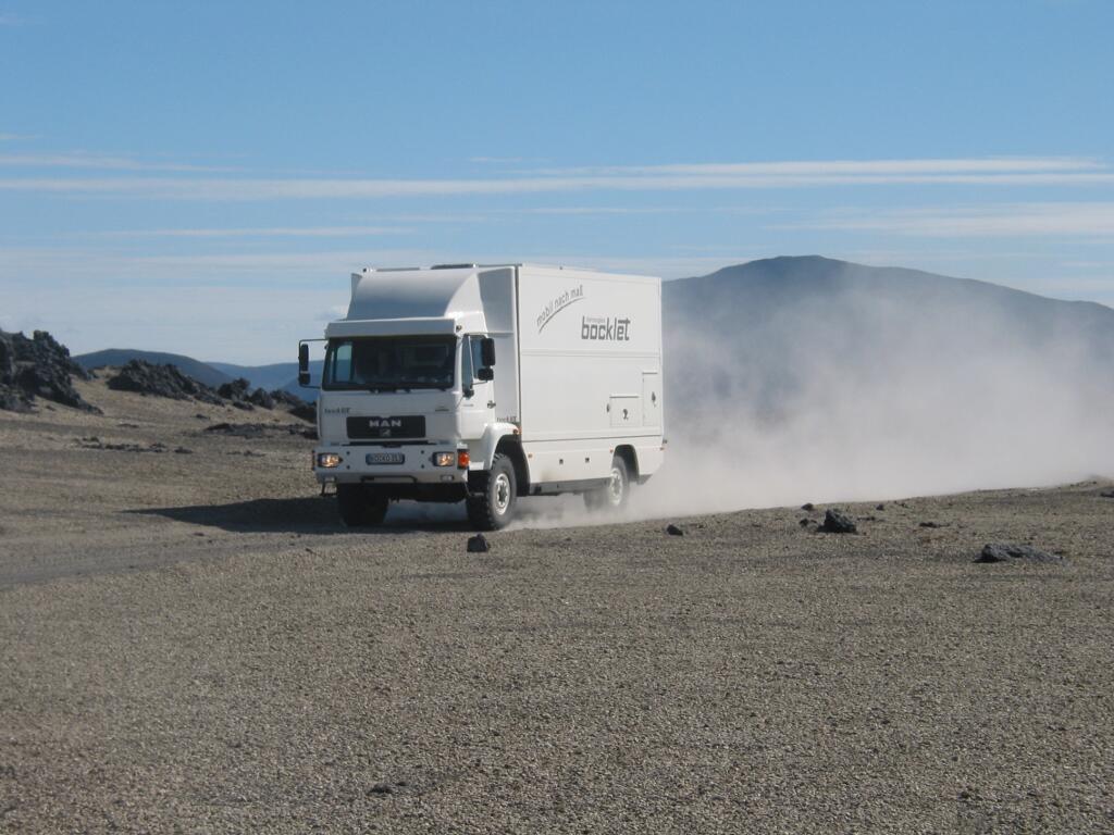Bocklet Dakar 800: Hoch hinaus - Bild(2)