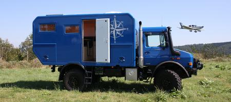 Bocklet Dakar U865: Der Allesüberwinder