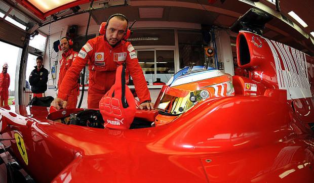 Bortolotti denkt nicht an Ferrari: Konzentration auf die F2