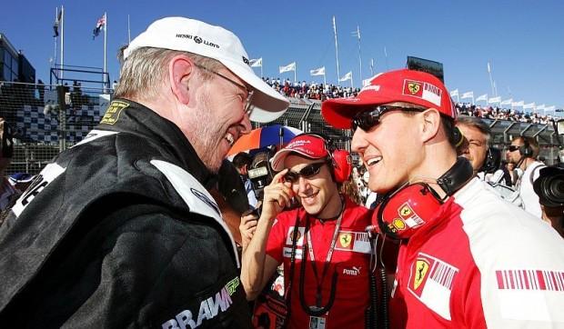 Brawn: Schumacher wird stark sein: Sieg ist möglich