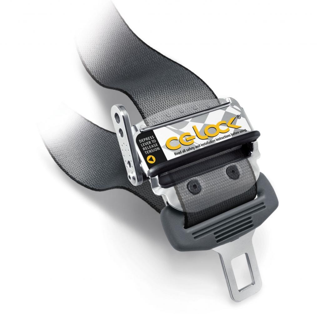 CG-Lock hält gehandicapte Autofahrer sicherer im Sitz