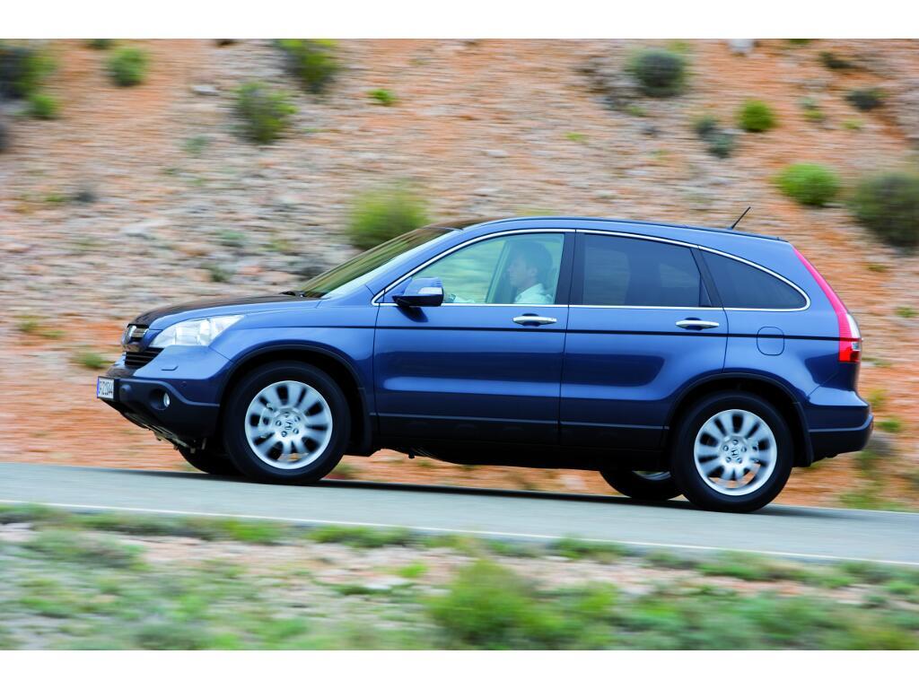 CR-V: Honda bringt Sondermodell des CR-V