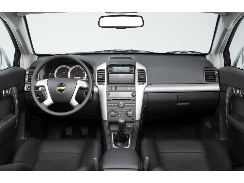 Captiva: Fahrbericht Chevrolet Captiva LPG: Gas-Spieler aus Korea