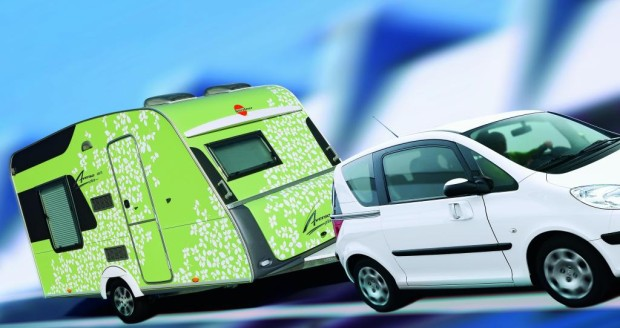 Caravan Salon 2009: Bürstner präsentiert Averso Plus