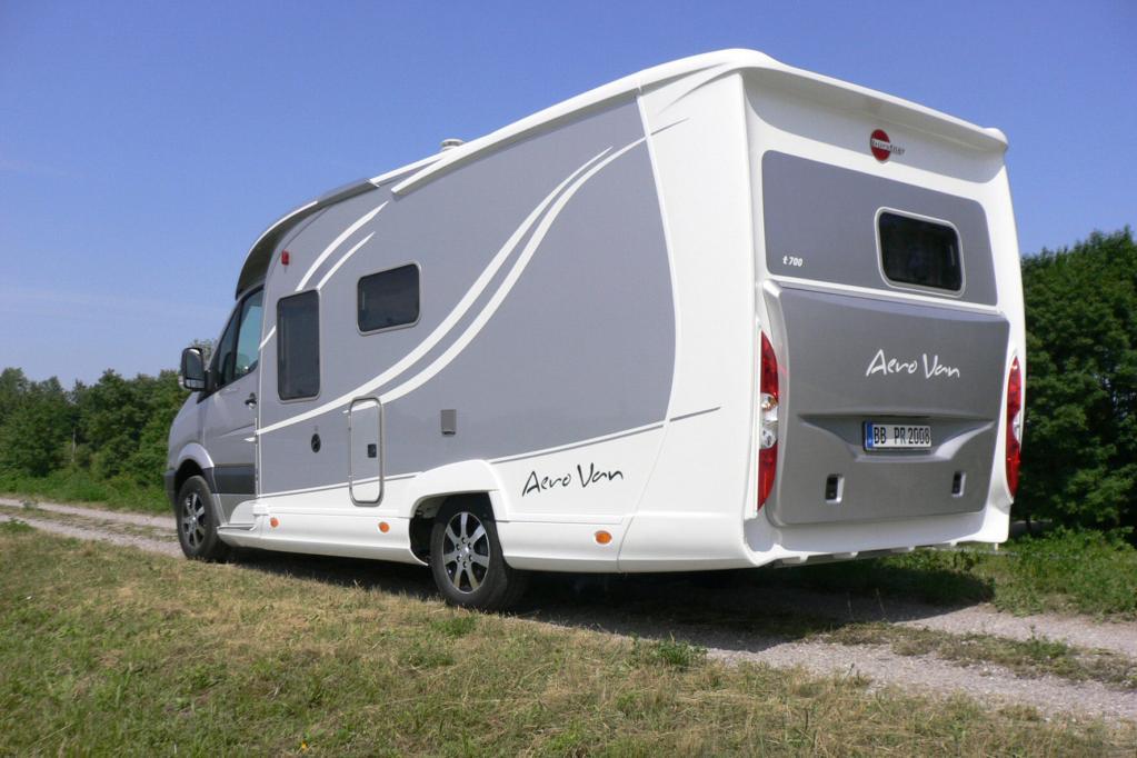 Caravan Salon 2009 Teil 1: Reisemobile auf Diät gesetzt  - Bild(3)