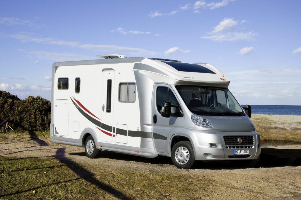 Caravan Salon 2009 Teil 1: Reisemobile auf Diät gesetzt  - Bild(4)