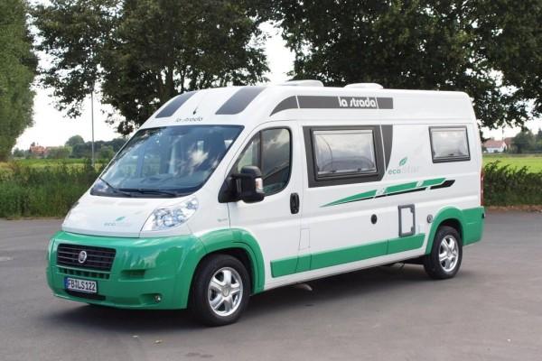 Caravan Salon 2009 Teil 1: Reisemobile auf Diät gesetzt