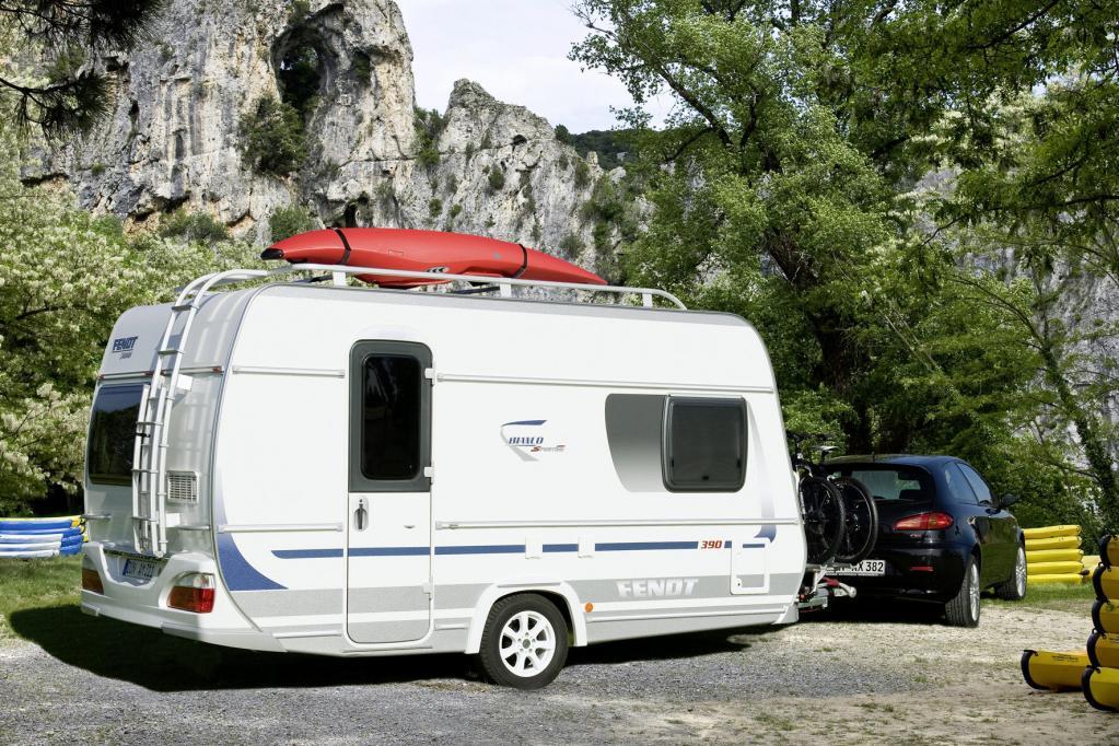 Caravan Salon 2009 Teil 2: Luxuriöse Wohnwagen-Vielfalt  - Bild(3)