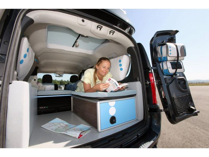 Caravan Salon Düsseldorf: Caravan-Salon: Dacia stellt Deutschlands günstigstes Reisemobil vor