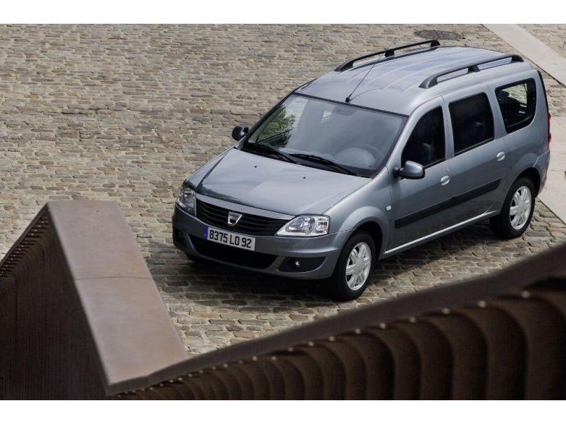 Caravan Salon Düsseldorf: Caravan-Salon: Dacia stellt Deutschlands günstigstes Reisemobil vor   Dacia Logan MCV