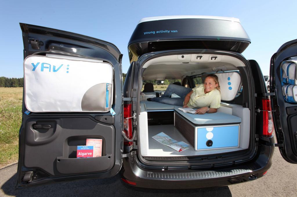 Caravan-Salon: Dacia stellt Deutschlands günstigstes Reisemobil vor - Bild(2)