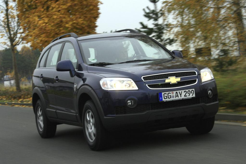 Chevrolet - Bild