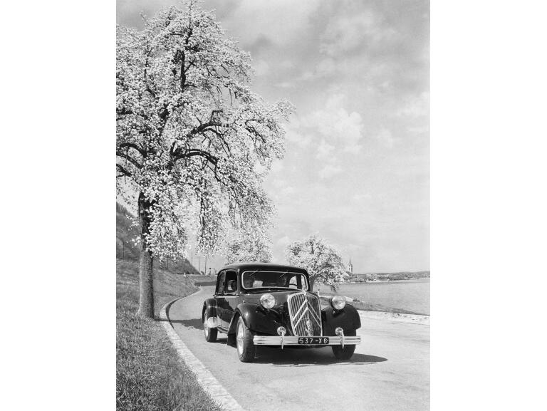 Citroën Traction Avant: Das Gangster-Mobil - Bild(3)