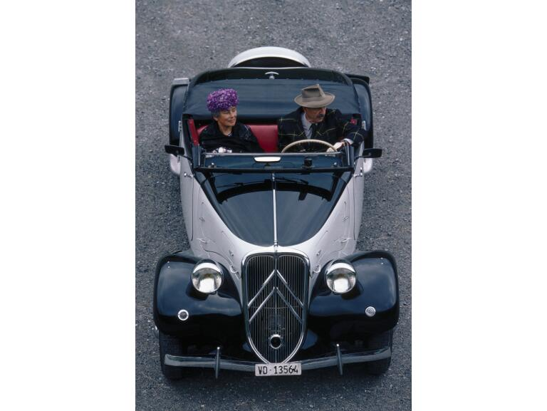 Citroën Traction Avant: Das Gangster-Mobil - Bild(9)