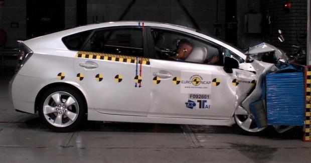 Crashtest: Sieben Mal fünf Sterne und vier für Citroën