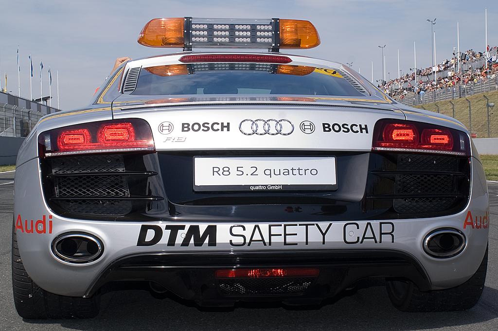 DTM: Audi-Pilot Scheider siegt erneut in Oschersleben | Foto: Michael Kogel