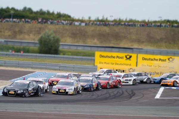 DTM: Audi-Pilot Scheider siegt erneut in Oschersleben