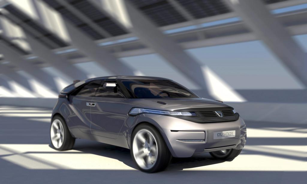 Dacia Duster im Frühjahr 2010